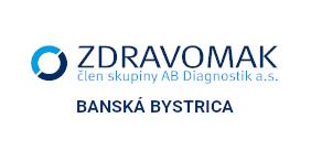 ZDRAVOMAK Banská Bystrica